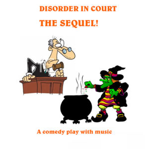 Disorder In Court ~ The Sequel