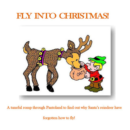 Fly Into Christmas