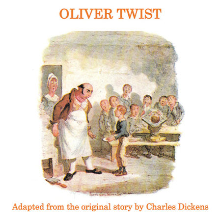 Oliver Twist by Stewart Auty