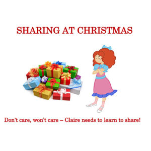 Sharing At Christmas