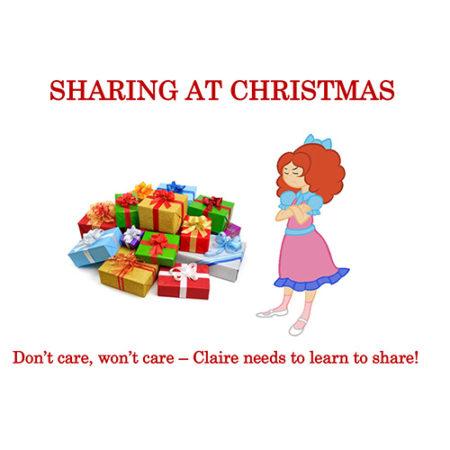 Sharing At Christmas
