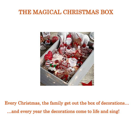 The Magical Christmas Box