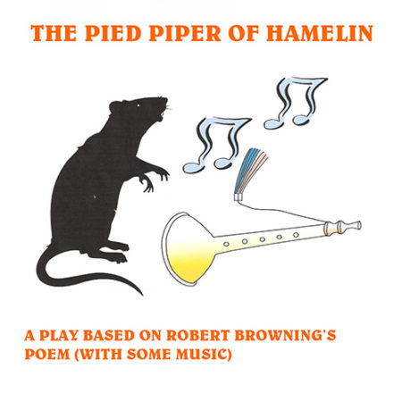 The Pied Piper of Hamelin adaptation by Lynn Brittney