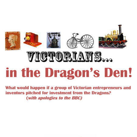 Victorians in the Dragon's Den