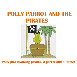Polly Parrot And The Pirates
