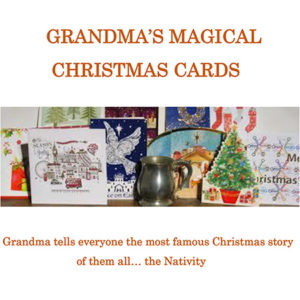 Grandmas Magical Christmas Cards